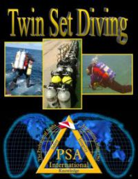 Twin Set Diving Diagram